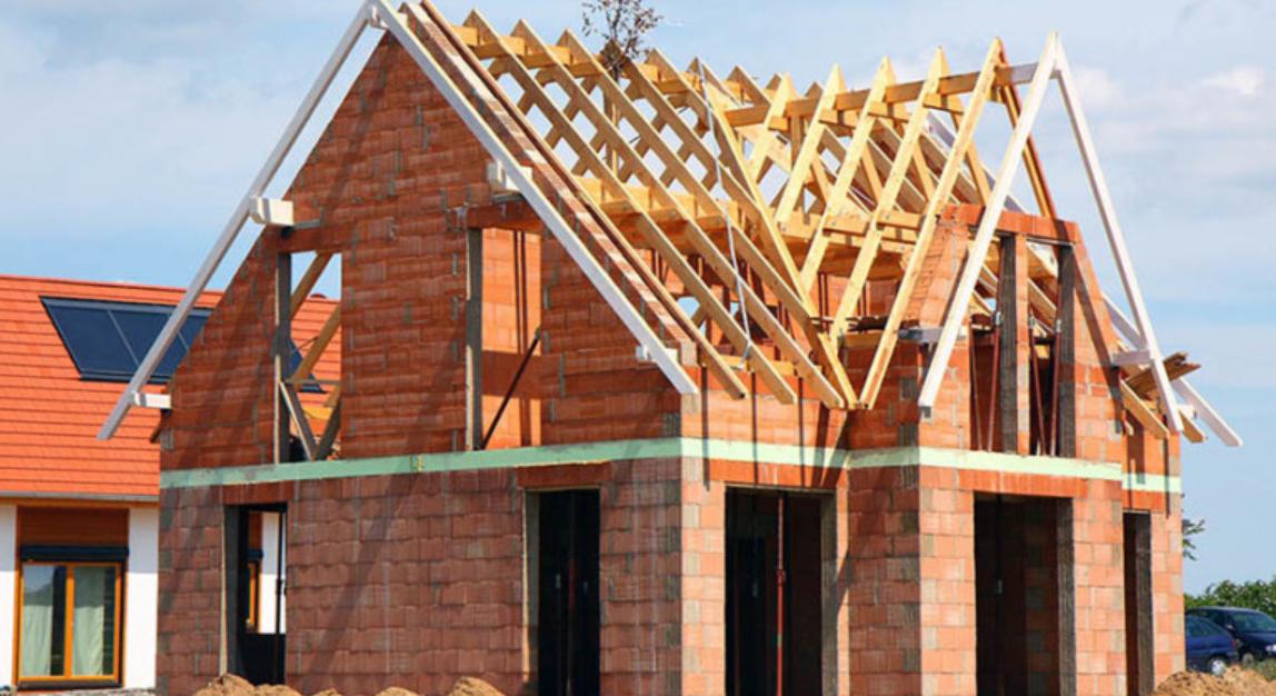 tahan pembangunan rumah