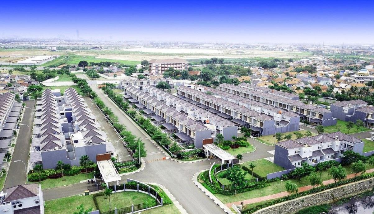 properti terbesar di Indonesia