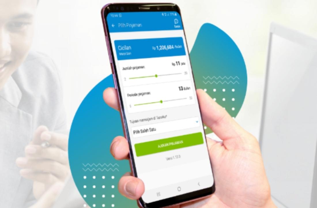 cara pinjam di aplikasi pinjaman online